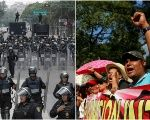 Teachers Defy Repression in Mexico City, March Against Reforms