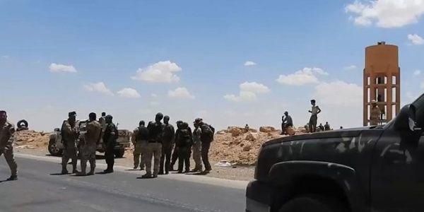 Decomisan en Siria material bélico que pertenecía al Daesh