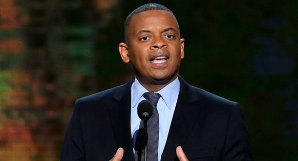 Anthony Foxx, Secretario de Transporte de Estados Unidos.