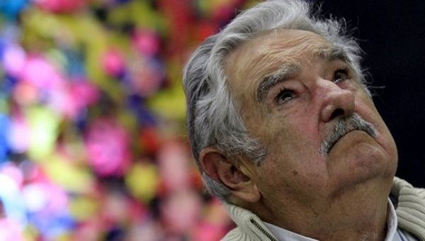 The former Uruguayan president is a leader in the fight for regional integration and peace.