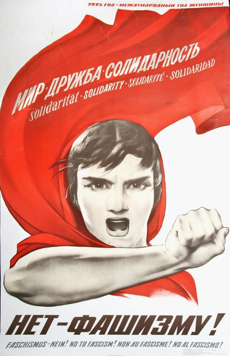 Art and Communism: Soviet Posters Against Racism and War ...