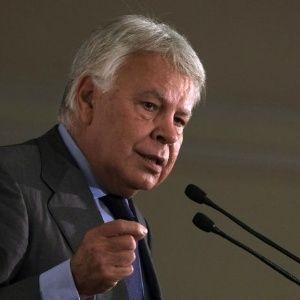 Felipe González, la CIA y el nuevo Gobierno en España ... Felipe Baquero Gonzalez