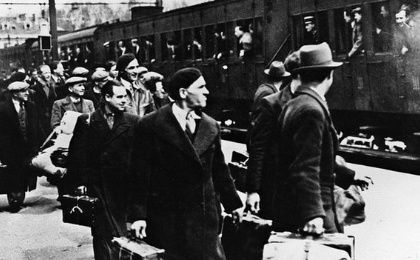 Tens of thousands of Jews were moved by SNCF to Nazi camps, including Pithiviers, during World War Two. (Photo: AFP)