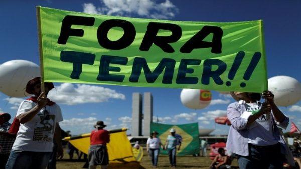 Activistas brasileños llaman al pueblo a protestar contra Temer | Noticias | teleSUR