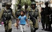 Arrests of Palestinian children have been dramatically increasing each year.