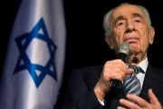Israel's President Shimon Peres speaks to the media during a news conference in the southern town of Sderot July 6, 2014.