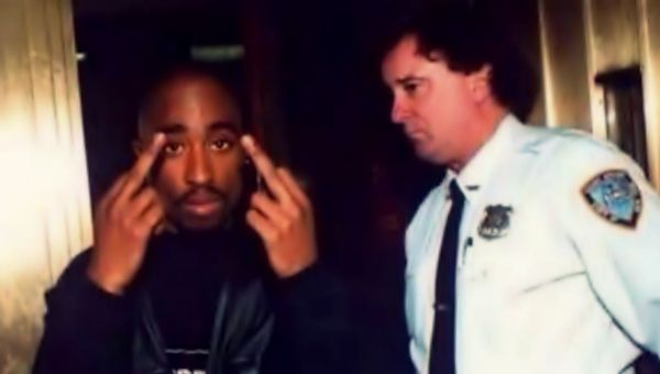 Opinion 2 pac fuck the world