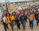 'Historical Trauma' Brought Native Americans to Standing Rock