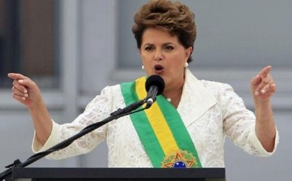 Dilma Rousseff will be sworn in this Thursday for a second presidential term.
