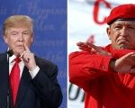 Donald Trump has been compared to revolutionary Venezuelan leader Hugo Chavez.