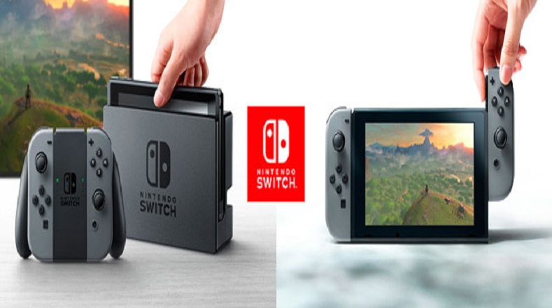 Nintendo Switch estará disponible en marzo de 2017