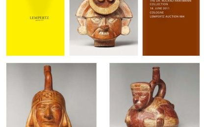 Cultural Heritage Items from Latin America Shown at Auctions
