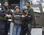 A rights group says more than 300 Palestinian children are currently in prison in Israel and exposed to ill treatment.