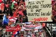 Filipinos Denounce Pro-US Ruling Elites, Rally for Independence