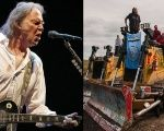 Neil Young's new song