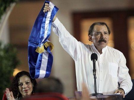 Nicaragua´s Daniel Ortega Elected to Fourth Presidential Term