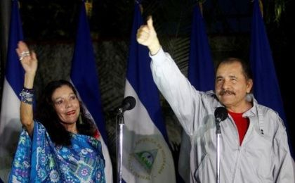 By law, fifty percent of all candidates in Nicaragua's elections have to be women. Maybe, someday, the United States and its allies will eventually catch up.