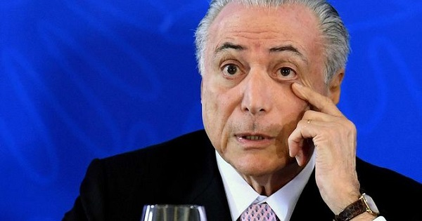 Coup President Temer proposed the constitutional reform that will cut the budget for education and health in Brazil.