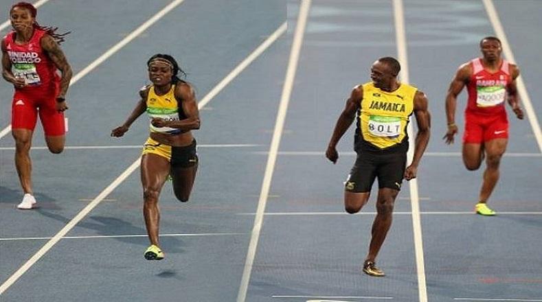 Thompson y Bolt compiten por ser el mejor atleta del mundo
