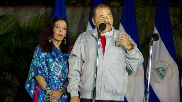 Daniel Ortega ganó las elecciones con el  72.5% de la votación