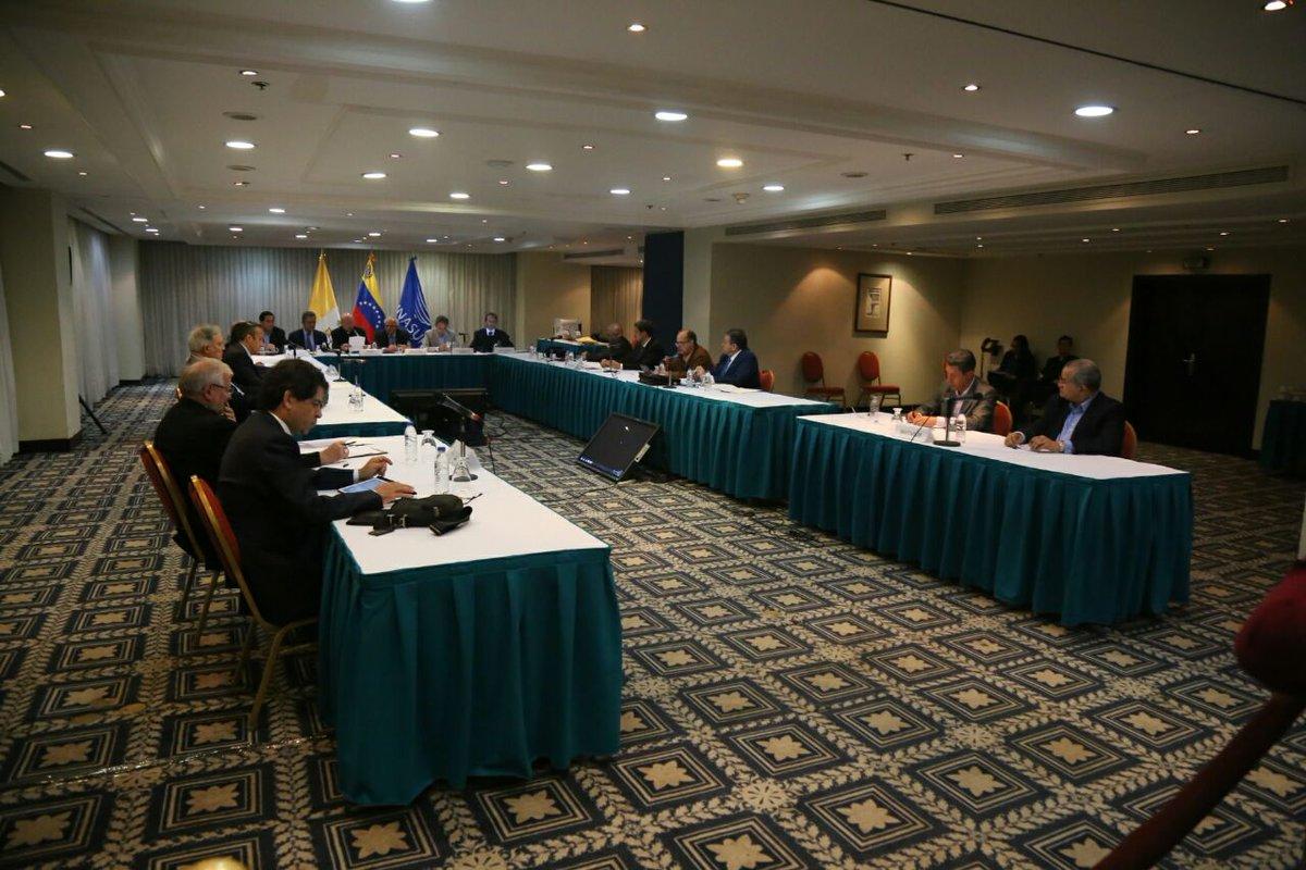 Samper: Segunda reunión de diálogo en Venezuela fue muy exitosa