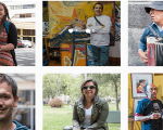 Humans of Quito participants.