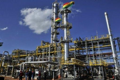 Resultado de imagen para gas bolivia