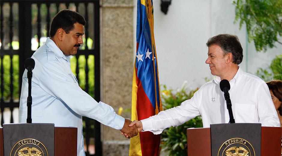 Venezuela reitera voluntad de acompañar proceso de paz en Colombia