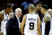 Popovich has coached some of the most talented NBA players during his tenure with the San Antonio Spurs.