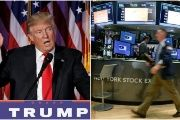 Markets React to Trump: US Stocks Open Higher, Dow Hits Record