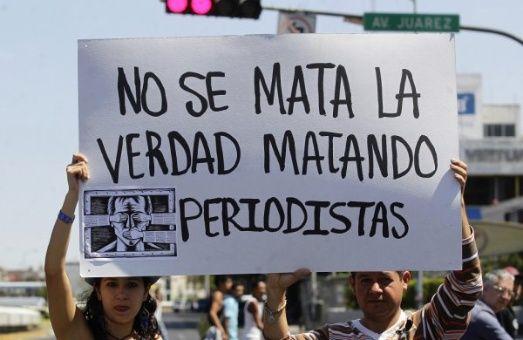 Latinoamárica es la segunda región más peligrosa para ejercer el periodismo.