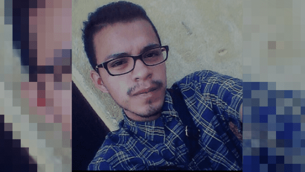 Jeremy Barrios, a 22 year-old activist, was shot in the head and killed in Guatemala City on Nov. 12, 2016.