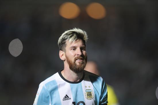 Messi es elegido como el mejor jugador de los últimos diez años