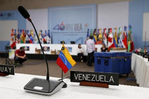 Venezuela rechaza conducta intervencionista de la OEA