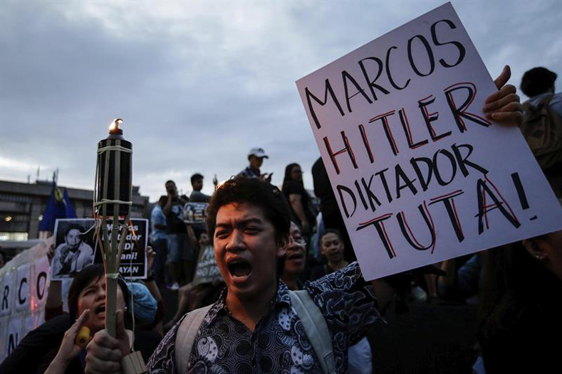 what really happened in manila during the marcos martial law essay However, during marcos' second term, martial law  worthwhile 4 during the tribute to pisay martyrs, i really took the time  martial law happened in the .