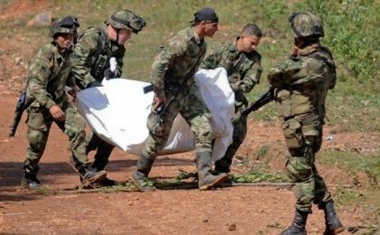 Several members of the Colombian military have been accused of killing civilians and alleging they were guerrilla members who died in combat.