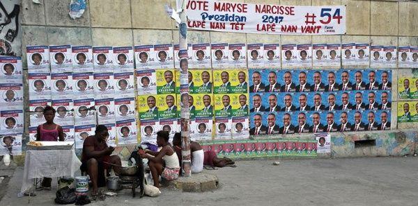 Más de 6 millones de haitianos están convocados este domingo a elecciones presidenciales y legislativas.