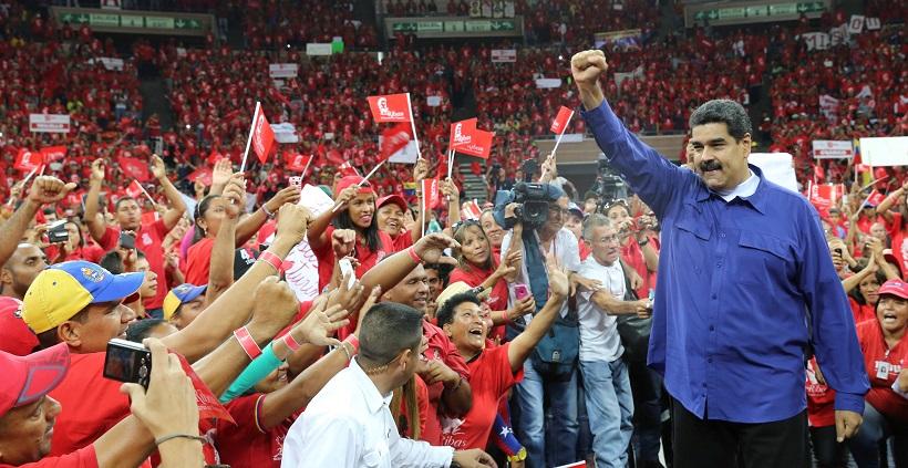 Presidente venezolano llama a defender los valores del Mercosur