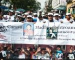Caravan of Central American Mothers of Missing Migrants
