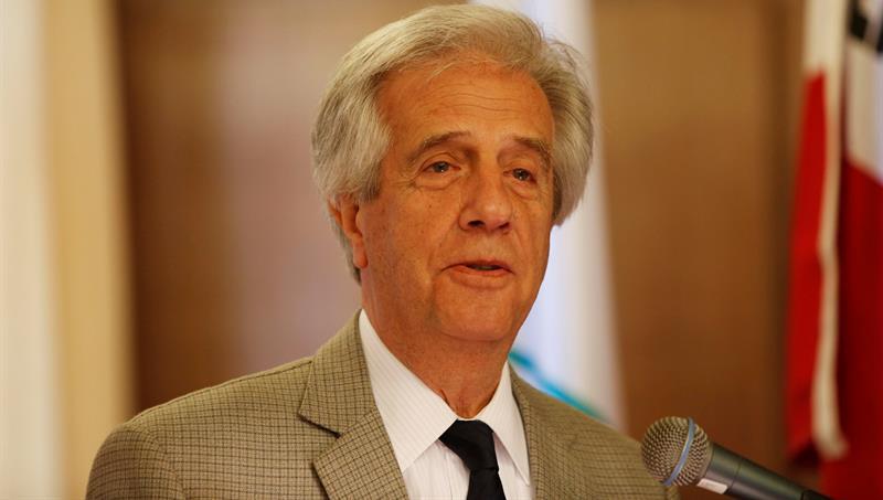 Tabaré Vázquez se reunirá este viernes con el rey Felipe VI