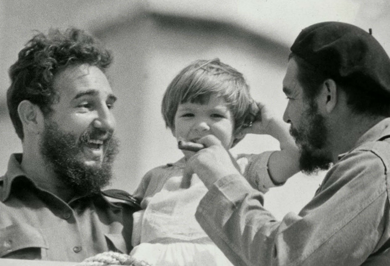 Fidel and fellow revolutionary Che looked to support socialist and national liberation struggles, providing not only an example but also material support to many. Che himself went to Africa and later Bolivia with the hopes of aiding local armed rebellions.