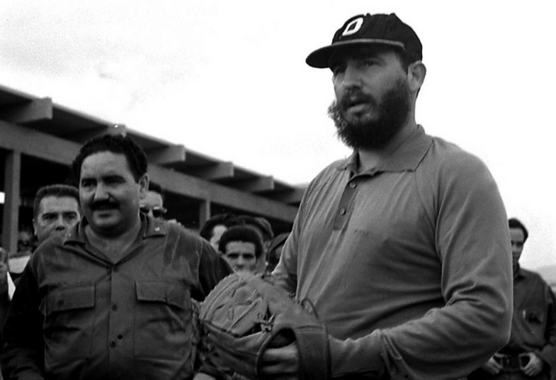 Fidel was a baseball fan and believed Cubans should embrace sports as a way to healthier living. Fidel led the island nation to historic levels of social development, including the eradication of illiteracy and health rates higher than many developed nations.
