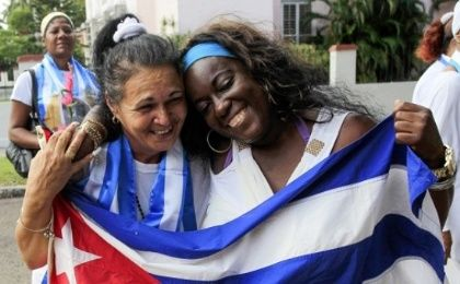The Cuban Women