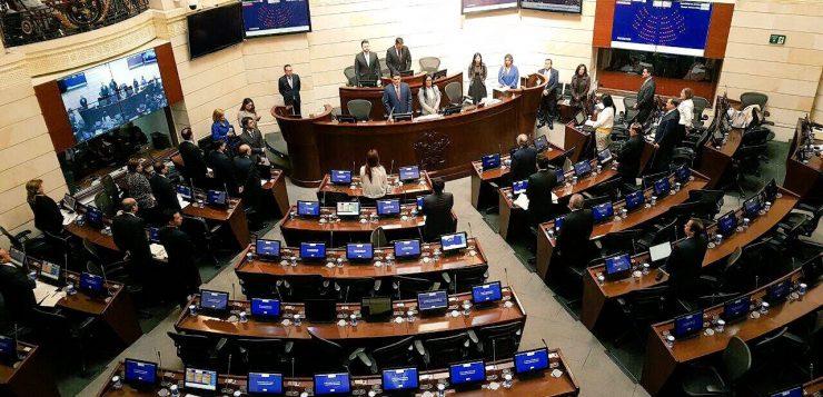 Senado colombiano refrendó nuevo acuerdo de paz