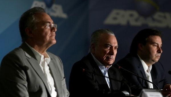 Brazil Senate Now Wants to Protect Politicians from Corruption