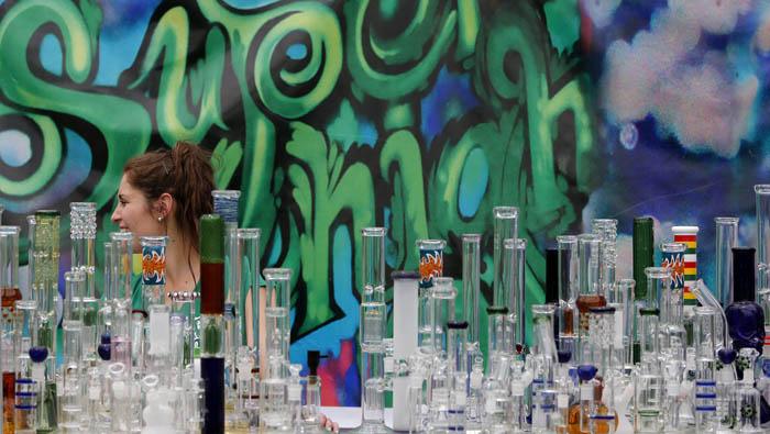 Feria de marihuana más grande de suramerica arranca en Chile