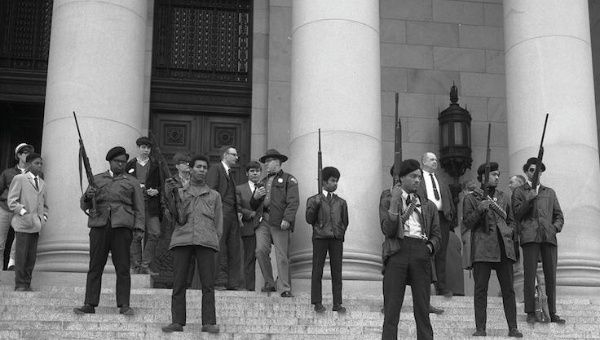 The Black Panthers were among the groups that influenced the development of Black radical organizations in Canada.