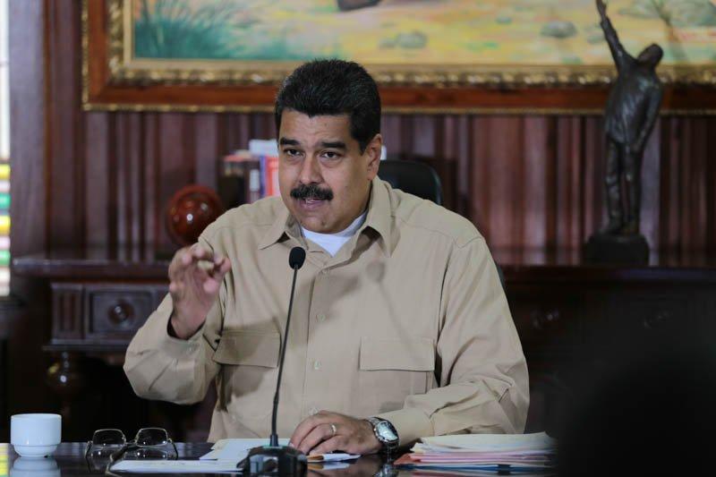 Maduro pide a su homólogo uruguayo tratar tema Mercosur