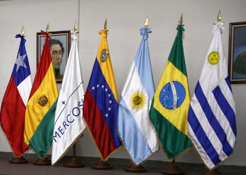 Rechazan en Argentina acciones contra Venezuela en Mercosur