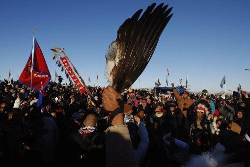 Los indígenas estadounidenses y ecologistas celebraron la decisión publicada en la web del Ejército de EE.UU.